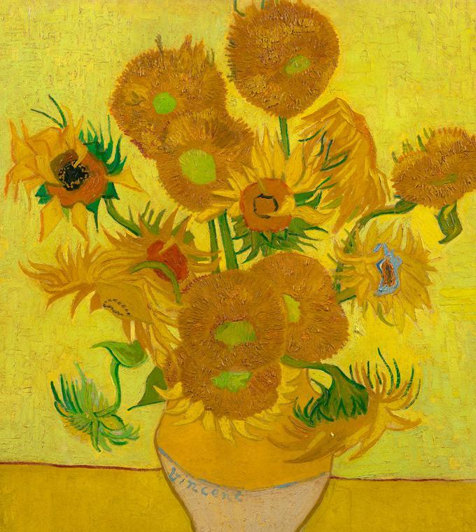 Footsteps of Van Gogh Tour Including Skip the Line Van Gogh Museum