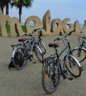 Highlights in Malaga Bike Tour