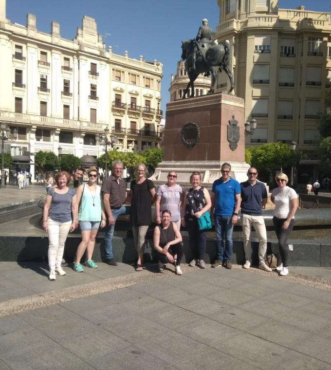 Córdoba Highlight Walking tour
