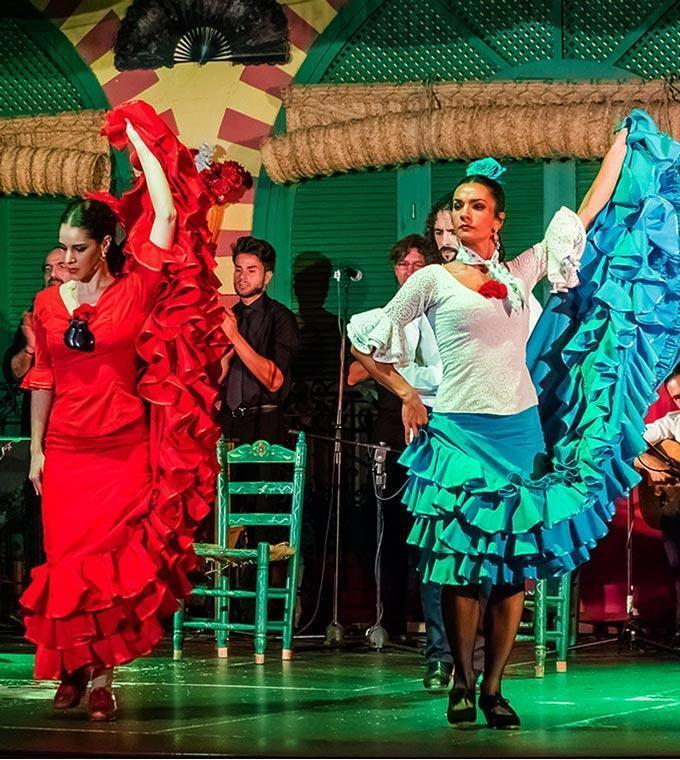 Flamenco Tablao Los Gallos