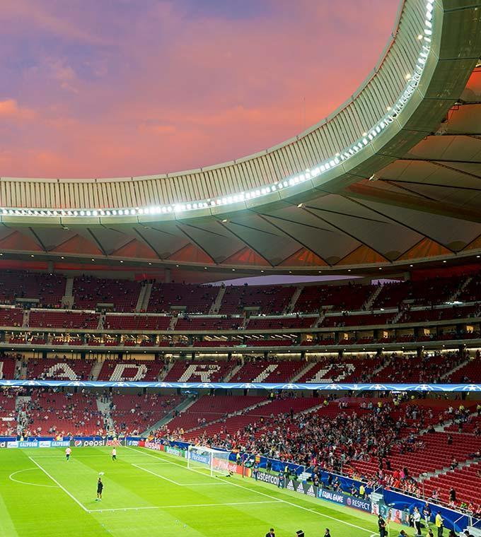 Atletico de Madrid - Guided Tour