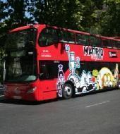 Hop-on Hop-off Bus Madrid (MADMHOHO)