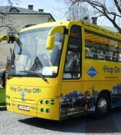 Hop on Hop off Bus Salzburg