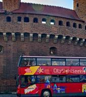 Krakow Hop on Hop off Bus