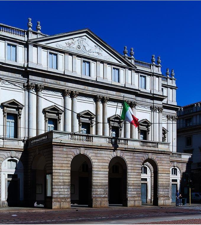 La Scala Museum and Theatre