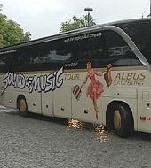 Sound of Music Bus Tour