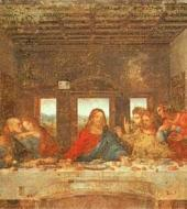 The Last Supper & Hop on Hop off Bus