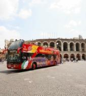 Verona - Hop on Hop off bus