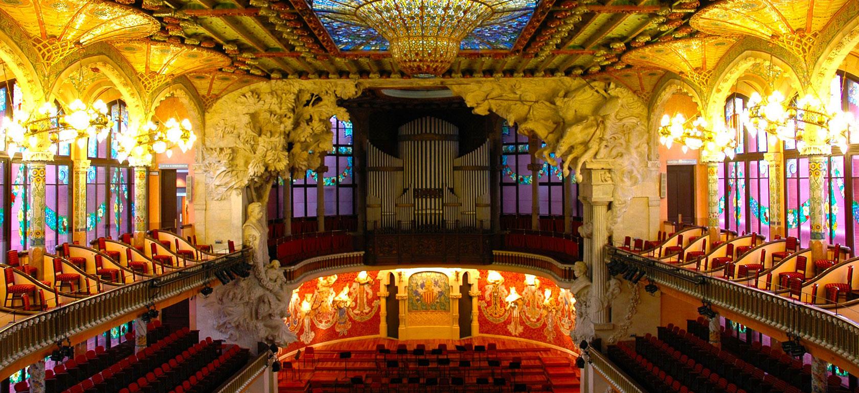 palau de la m sica catalana On palau de la musica catalana