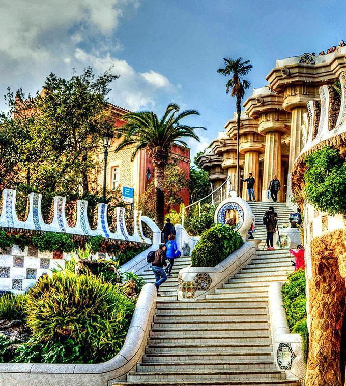 Park Guell Skip the line