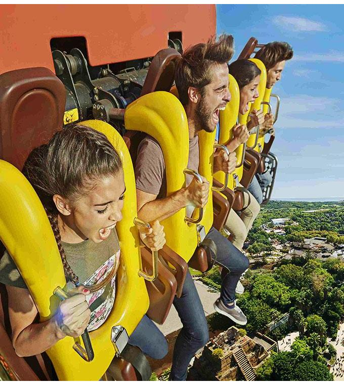 Discount Tickets For Attractions In Barcelona - Billet port aventura groupon