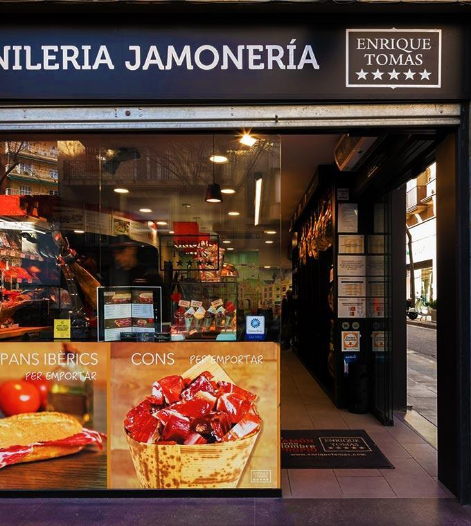 Jamon Experience (close to Sagrada Familia)