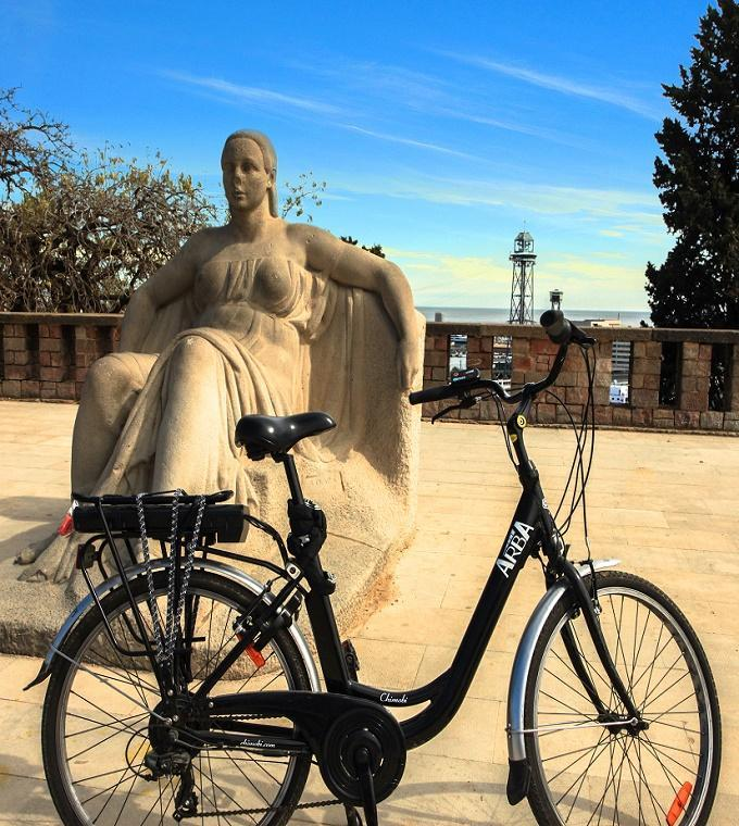 Location de E-Bike à Barcelone