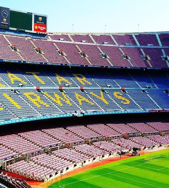 Barcellona Super Ticket! (Camp Nou + Hop on/off Bus)