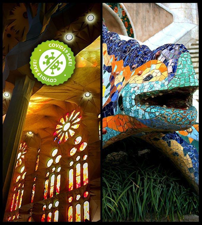 The Gaudi Bundle: Sagrada Familia & Park Güell