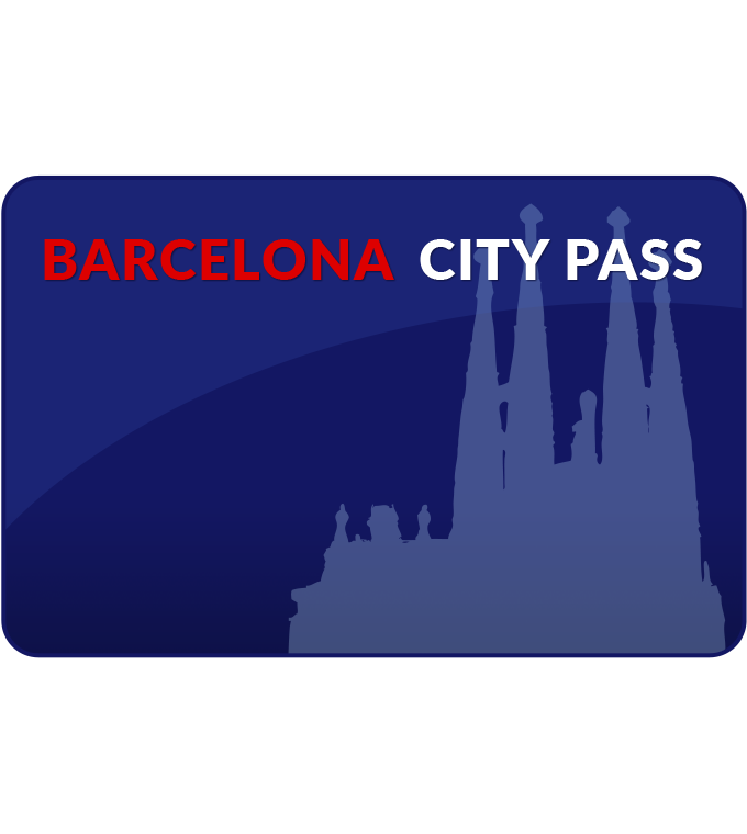 Barcelona City Pass (Incl. Sagrada Familia + Tower and english Audioguide, Park Güell)