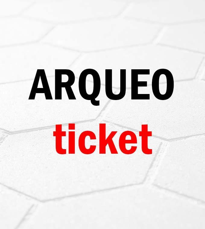 The ARQUEO Ticket