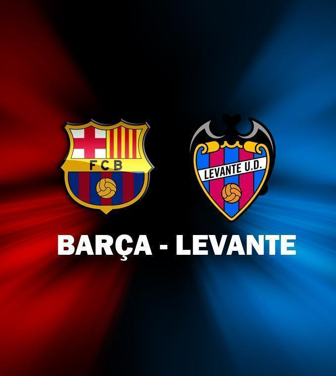 FC Barcelona - Levante UD (02-02-2020)