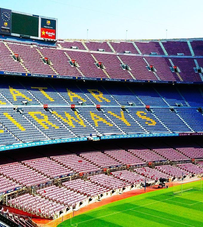 barcelona super ticket camp nou hop on off bus barcelona super ticket camp nou hop