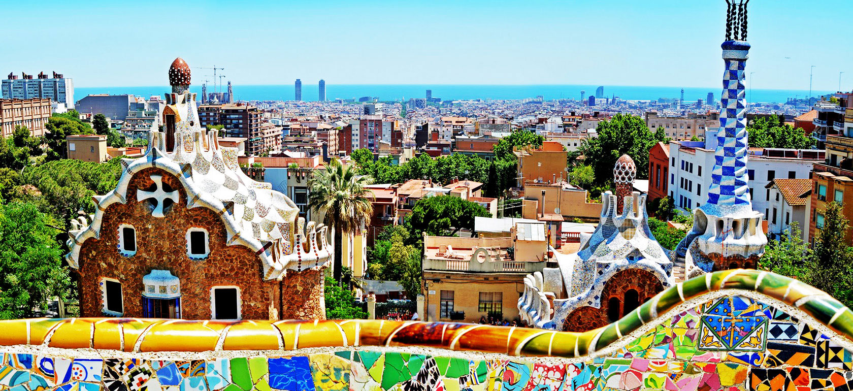 Der Parc Guell Guided Tour