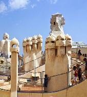 Casa Mila guided tour, skip the line!