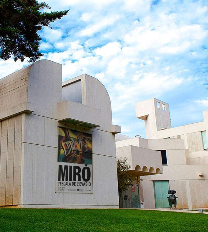 Fondation Joan Miro
