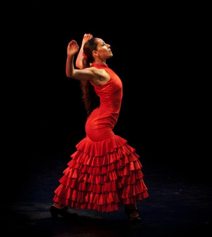 Flamenco at the Palau Dalmases