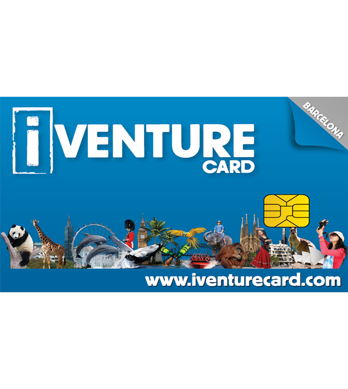 The Barcelona iVenture Card