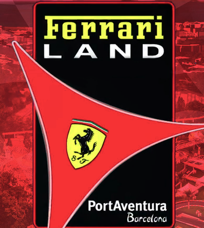 Port Aventura and Ferrari Land by train