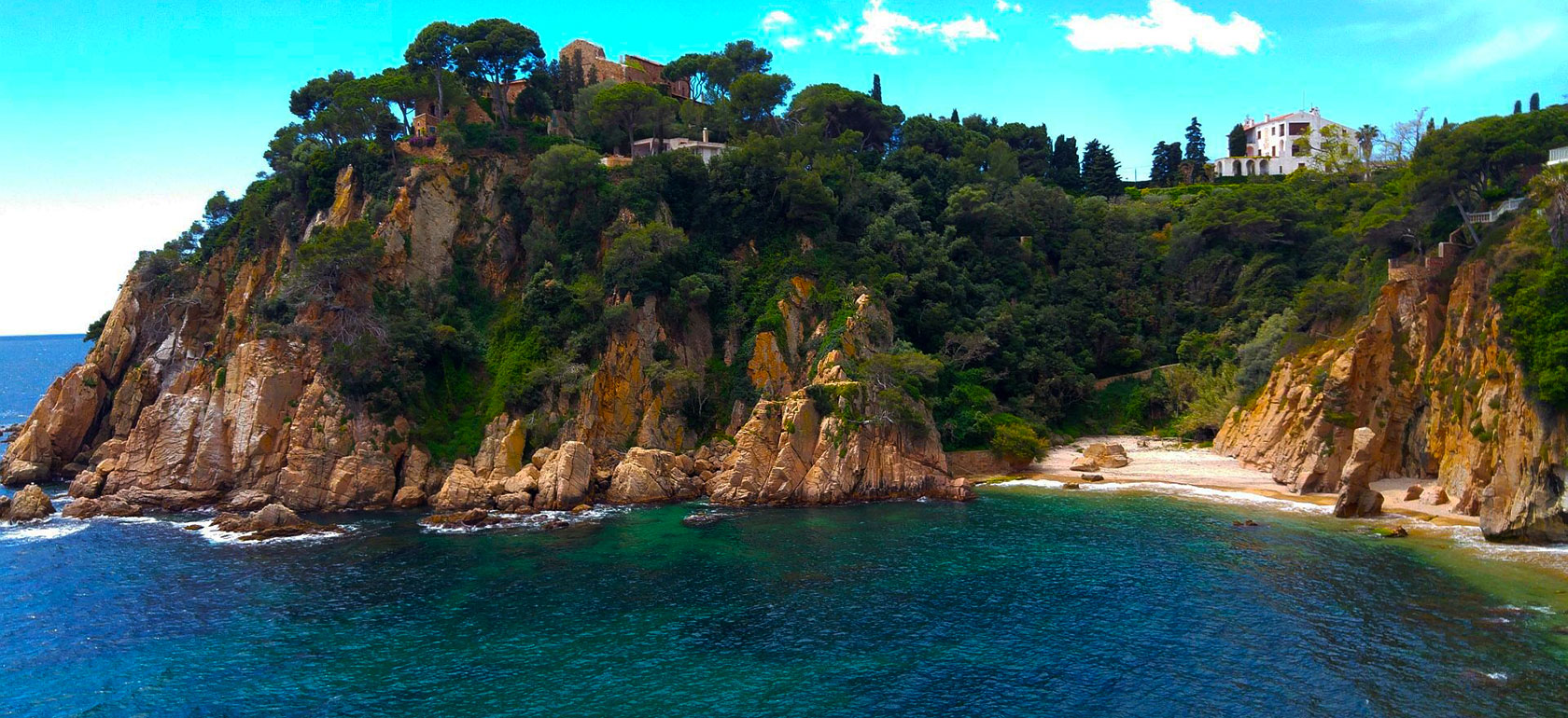 Costa Brava - Half day Tour