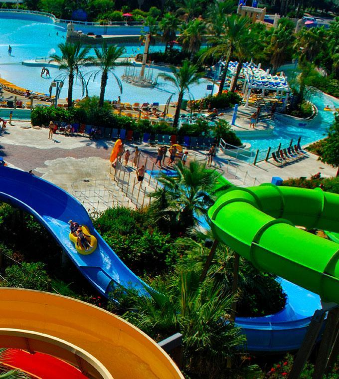 PortAventura Park, Ferrari Land and Caribe Aquatic Park