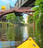 Kayaking Tour Through Berlin