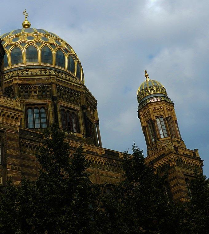 Jewish Berlin Destruction & Rebirth