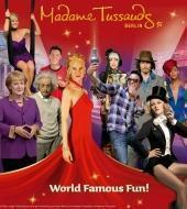 Hop-on Hop-off Bus + Madame Tussauds