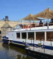 Exclusieve boottocht over de rivier – Lekker Praag