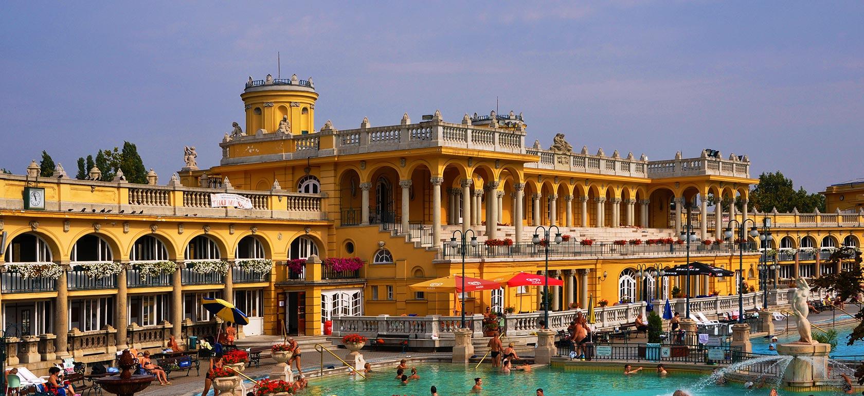 Széchenyi Bath