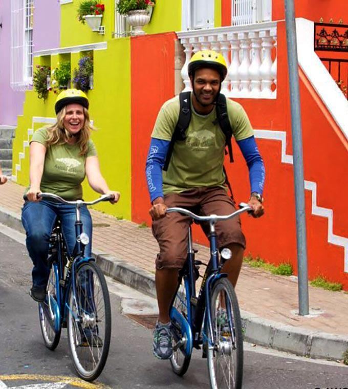 Cape Town Highlights Bike Tour