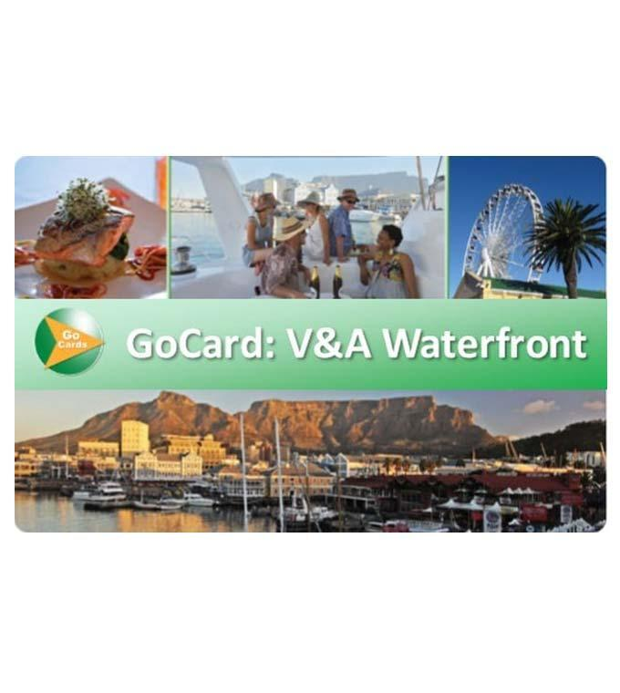 Go Card: Cape Town City Pass