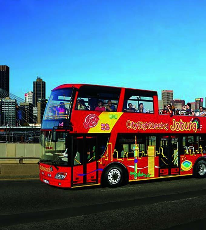 Soweto + Red City Tour Hop-on Hop-off Bus