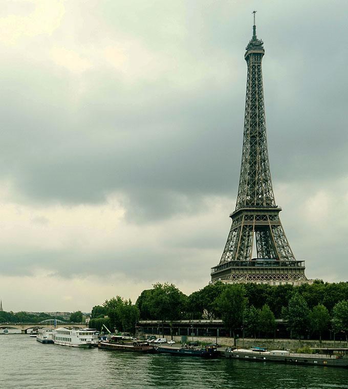Paris City Tour + Seine Cruise