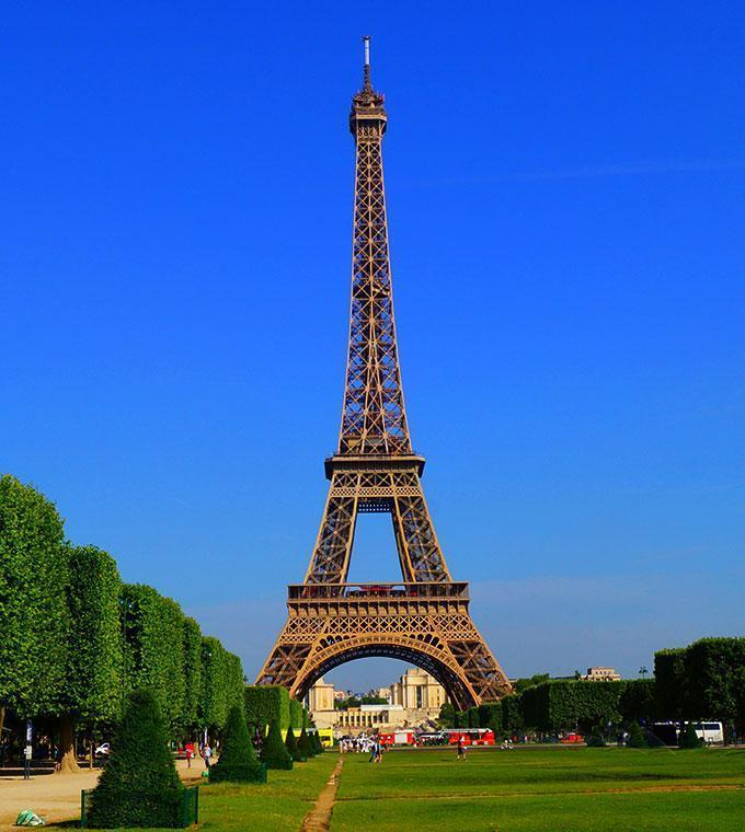 Parijs City Tour, Seine Cruise & Eiffeltoren