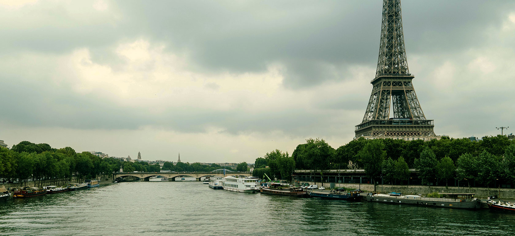 Parijs City Tour & Seine Rivier Cruise