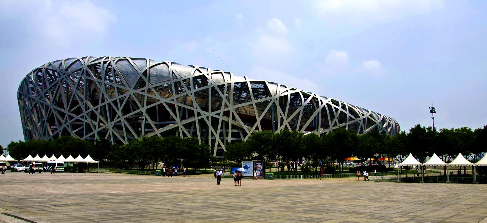 Beijing Modern Building Half Day Tour