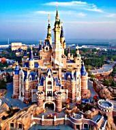 Shanghai Disneyland One-day Ticket (Weekdays)