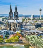 Cologne Highlights Bike Tour
