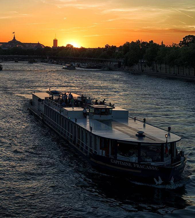 Paris Dinner Cruise - 18.00h