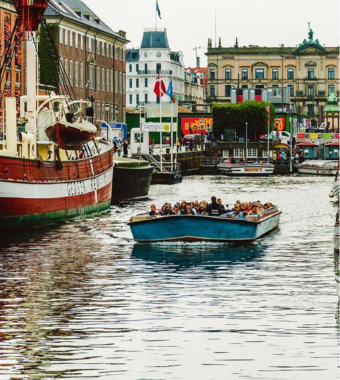 Grand Cruise Tour - Nyhavn