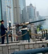 Kai Tak & Noon Day Gun Firing Cruise