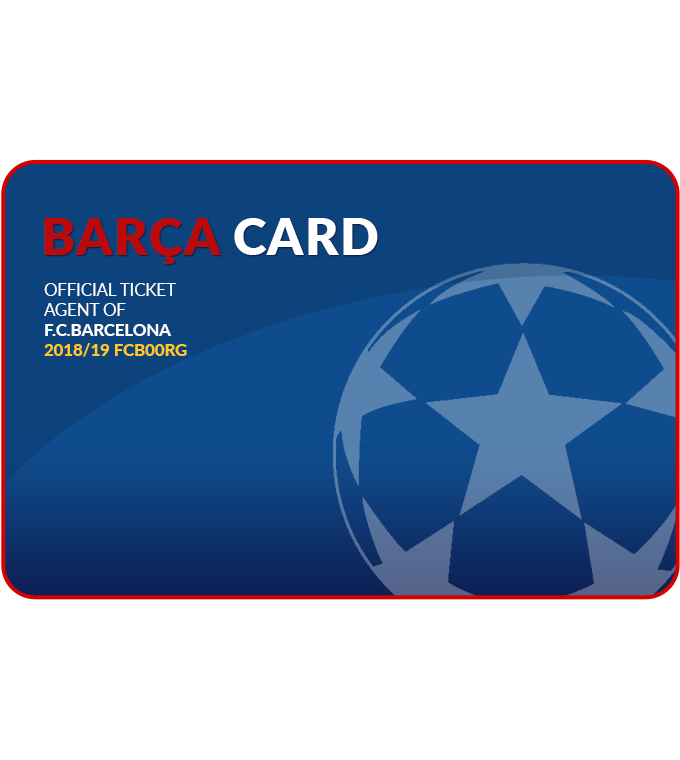 FC BARÇA CARD ´A perfect holiday day out at Camp Nou´
