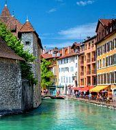 Excursion to Annecy